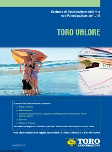 Toro - Toro Valore - Modello cb001365.606 Edizione 31-12-2005 [44P]