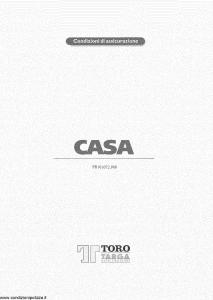 Toro Targa - Casa - Modello pb101072.900 Edizione 19-05-1998 [SCAN] [44P]