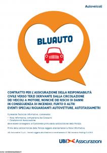Ubi - Bluauto Autoveicoli - Modello 1528 Edizione 01-07-2014 [116P]