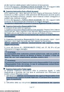 Ubi - Blucasa Assicurazione Copertura Rischi Abitazione E Vita Privata - Modello 1489 Edizione 01-10-2012 [64P]