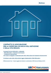 Ubi - Blucasa - Modello 1489 Edizione 01-01-2014 [64P]