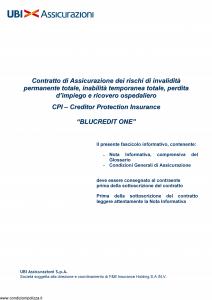 Ubi - Blucredit One - Modello 1443 Edizione 30-05-2014 [36P]
