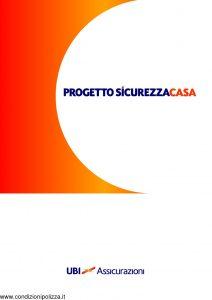 Ubi - Progetto Sicurezza Casa - Modello 481 Edizione 01-2009 [28P]