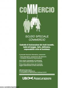 Ubi - Scudo Speciale Commercio - Modello 1114 Edizione 01-12-2010 [80P]