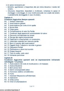 Ubi - Scudo Speciale Incendio Rischi Civili E Agricoli - Modello 1119 Edizione 01-12-2010 [52P]