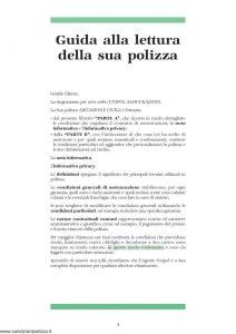 Unipol - Abitazione Civile - Modello 7017 Edizione 09-2007 [18P]