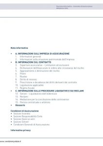 Unipol - Abitazione Civile - Modello 7017 Edizione 10-2011 [28P]
