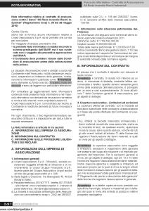 Unipol - All Risks Incendi Rischi Industriali - Modello 5151 Edizione 01-07-2012 [30P]