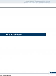 Unipol - Block Policy Assicurazione Globale Per Gioielli Orefici - Modello 4011 Edizione 01-10-2011 [24P]