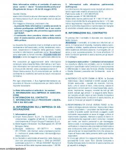 Unipol - Condominio Sicuro Aurora Globale Fabbricato Civile - Modello 7602 Edizione 01-11-2011 [46P]