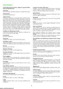 Unipol - Copertura Assicurativa Per Danni Di Esecuzione - Modello 5025-car Edizione 10-2004 [8P]