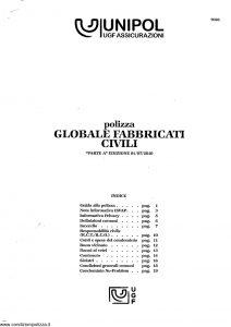 Unipol - Globale Fabbricati Civili - Modello 7026 Edizione 07-2010 [SCAN] [20P]