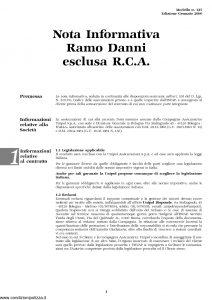 Unipol - Impianti E Apparecchiature Elettroniche - Modello 5015 Edizione 01-2006 [18P]