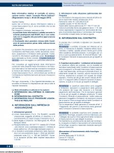 Unipol - Incendio Rischi Ordinari - Modello 3001 Edizione 01-11-2011 [34P]
