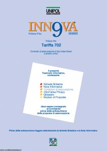 Unipol - Inn9Va Tariffa 702 - Modello v00882 Edizione 05-2006 [50P]