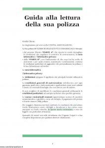Unipol - Multirischi Dell'Attivita' Commerciale Sicurezza Esercenti - Modello 4026 Edizione 01-2008 [40P]