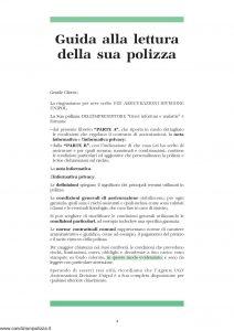 Unipol - Polizza Dell'Imprenditore Gravi Infortuni E Malattie - Modello 1027 Edizione 07-2010 [20P]