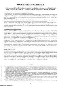 Unipol - Polizza Globale Persone E Beni - Modello 7099 Edizione 12-2005 [19P]