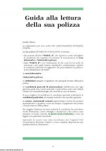 Unipol - Polizza Infortuni Comulativa - Modello 1031 Edizione 07-2010 [20P]