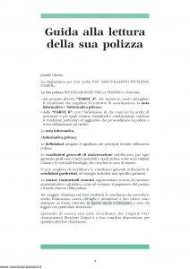 Unipol - Polizza Multigaranzie Per La Persona - Modello 1036 Edizione 07-2010 [16P]