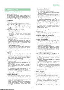 Unipol - Polizza Multirischi Dell'Azienda Per L'Artigianato E La Piccola E Media Impresa - Modello 3021 Edizione 08-2003 [33P]