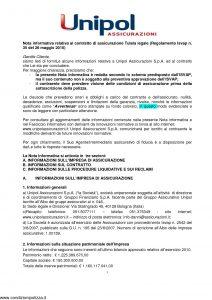 Unipol - Polizza Tutela Legale Comando Interforze - Modello nd Edizione 07-2011 [30P]