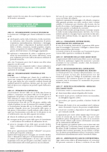 Unipol - Polizza Tutti I Rischi Di Montaggio - Modello 5009 Edizione 01-01-2002 [9P]