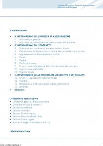 Unipol - Protetto Multirischi Dell'Abitazione - Modello 7201 Edizione 12-2010 [72P]