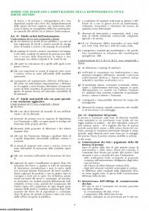 Unipol - Responsabilita' Civile Rischi Diversi - Modello 2001 Edizione 01-08-2003 [16P]
