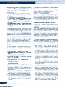 Unipol - Responsabilita' Civile Rischi Diversi - Modello 2001 Edizione 01-11-2011 [38P]