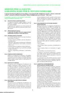 Unipol - Servizi Per La Salute - Modello 1036 Edizione 01-2002 [6P]
