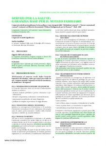 Unipol - Servizi Per La Salute - Modello 1036 Edizione 05-2009 [6P]