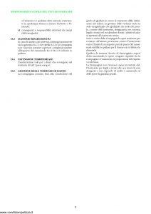 Unipol - Sezione Responsabilita' Civile E Tutela Giudiziaria - Modello 1036-rc Edizione 03-2003 ver. 03-2006 [6P]