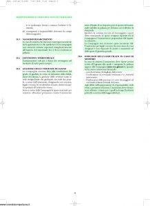 Unipol - Sezione Responsabilita' Civile E Tutela Giudiziaria - Modello 1036-rc Edizione 09-2007 [6P]