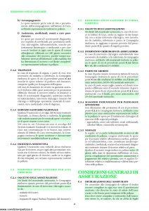 Unipol - Sezione Sanitaria Rimborso Spese Per Grandi Interventi Chirurgici - Modello 1036-san Edizione 06-2010 [12P]