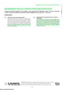 Unipol - Sezione Tutela Personale Copertura Per Scippo E Rapina Per Il Nucleo Familiare - Modello 1036-tp Edizione 06-2010 [4P]