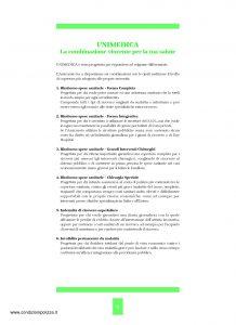 Unipol - Unimedica Indennita' Di Ricovero Ospedaliero Da Malattia O Infortunio - Modello 1059 Edizione 09-2007 [28P]