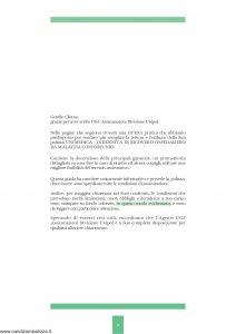 Unipol - Unimedica Indennita Di Ricovero Ospedaliero - Modello 1059 Edizione-09-2009 [28P]
