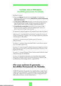 Unipol - Unimedica Invalidita' Permanente Da Malattia - Modello 1060 Edizione 01-2002 [21P]