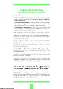 Unipol - Unimedica Invalidita' Permanente Da Malattia - Modello 1060 Edizione 07-2006 [31P]