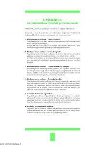 Unipol - Unimedica Invalidita' Permanente Da Malattia - Modello 1060 Edizione 07-2010 [32P]