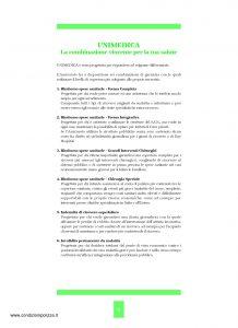 Unipol - Unimedica Invalidita' Permanente Da Malattia - Modello 1060 Edizione 09-2007 [30P]