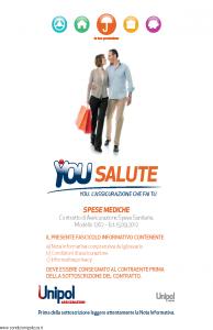 Unipol - You Salute - Modello 1262 Edizione 15-09-2012 [58P]