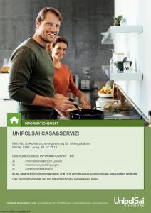 Unipolsai - Casa E Servizi - Modello 7263 Edizione 01-07-2018 [GER] [114P]