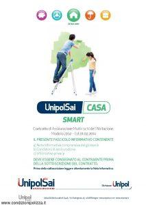 Unipolsai - Casa Smart Multirischi Dell'Abitazione - Modello 7262 Edizione 02-2014 [54P]