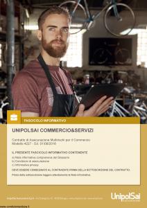 Unipolsai - Commercio E Servizi - Modello 4227 Edizione 01-08-2018 [134P]