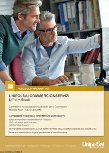 Unipolsai - Commercio E Servizi Uffici Studi - Modello 4227 Edizione 01-08-2018 [130P]