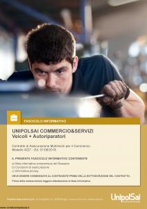 Unipolsai - Commercio E Servizi Veicoli Autoriparatori - Modello 4227 Edizione 01-08-2018 [138P]