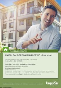 Unipolsai - Condominio E Servizi Fabbricati - Modello 7264 Edizione 15-03-2018 [86P]