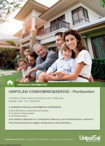 Unipolsai - Condominio E Servizi Plurifamiliari - Modello 7264 Edizione 15-03-2018 [102P]
